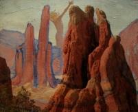 Philip Blackburn - Sunbathing Gods